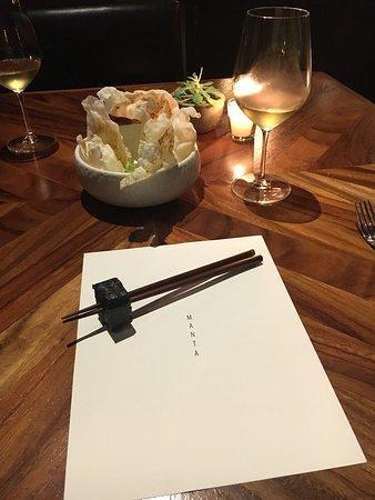The Cape, a Thompson Hotel: Manta Restaurant