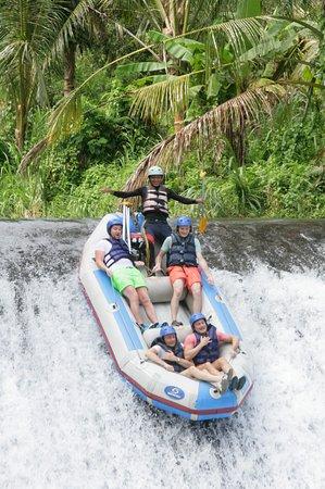 Bali International White Water Rafting