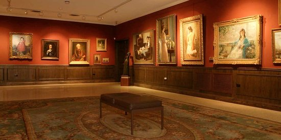 Jennings, LA: Zigler Fine Arts Museum