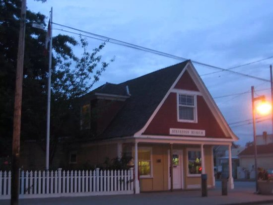 Steveston Museum and Post Office