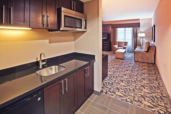 Holiday Inn Express Hotel & Suites Dallas (Galleria Area): Executive Suite