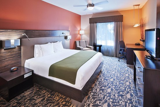 Holiday Inn Express Hotel & Suites Dallas (Galleria Area): King Bed Guest Room