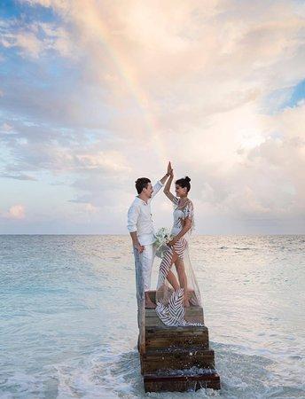 Wedding in Soneva Fushi, Maldives