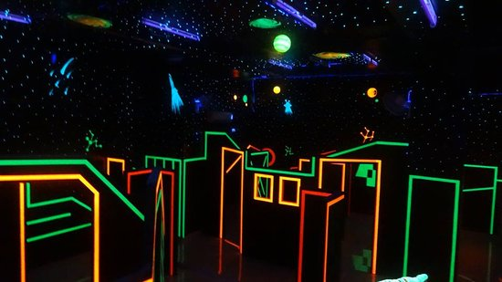 Pune's most advanced & unique laser tag arena only @Gryffindor laser tag,Hinjewadi