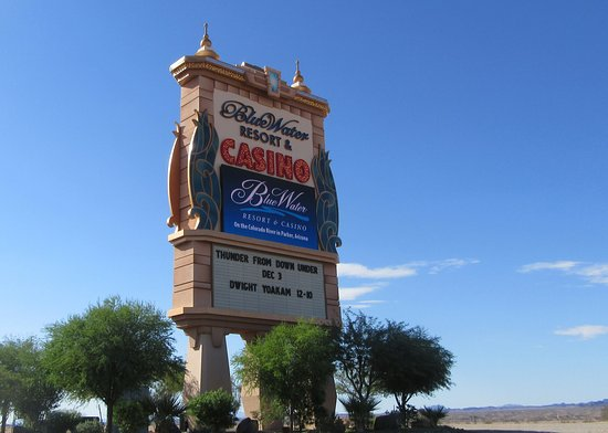 BlueWater Casino, Parker, Arizon - Picture of BlueWater