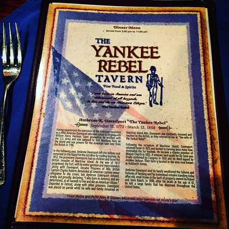 The Yankee Rebel Tavern: photo1.jpg