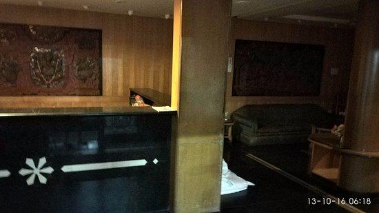 Bombay Tiffanys Hotel : Reception Area