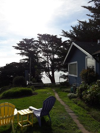 Foto de Bodega Harbor Inn