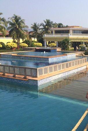 Nice resort. Very off location