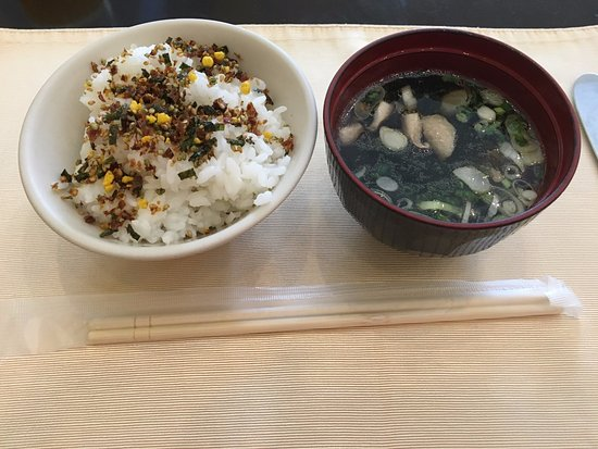 Kameo House, Sriracha: 朝食