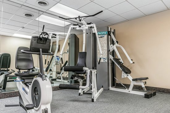 Gallipolis, OH: Fitness Center