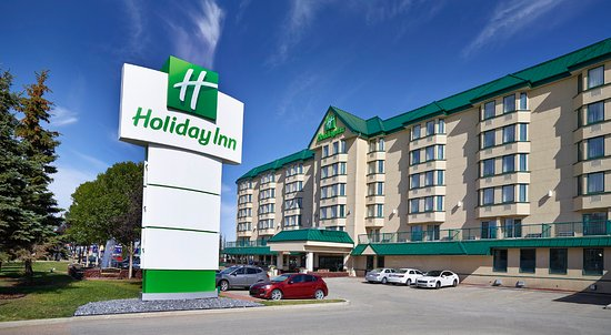Holiday Inn Conference Ctr Edmonton South: Holiday Inn Conference Centre Edmonton South