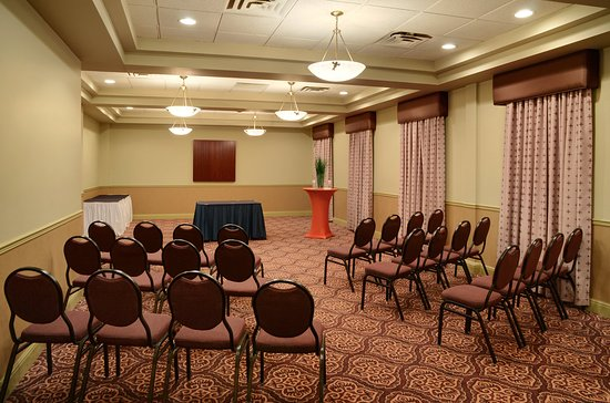 Holiday Inn Conference Ctr Edmonton South: Meeting Room