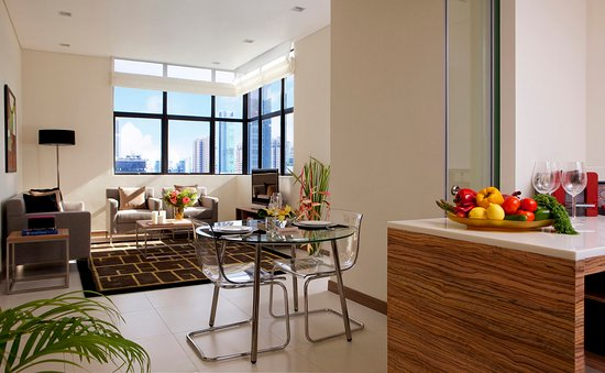 8 on Claymore Serviced Residences: Two Bedroom Residence
