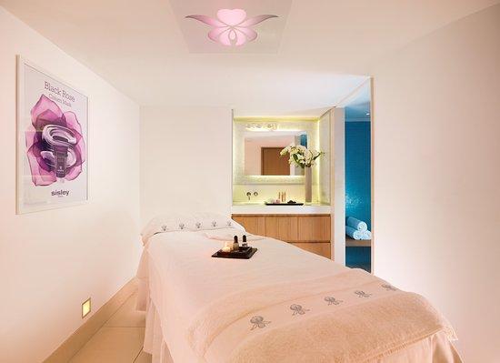 Le Richemond, Geneva Dorchester Collection : Le Richemond - Le Spa By Sisley - Treatment room