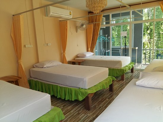 Khlong Sok, Thailand: Dorm 1