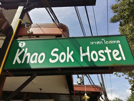 Клонг-Сок, Таиланд: Khao Sok Hostel