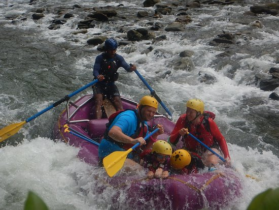 Rivers Fiji - Day Adventures: You will get wet