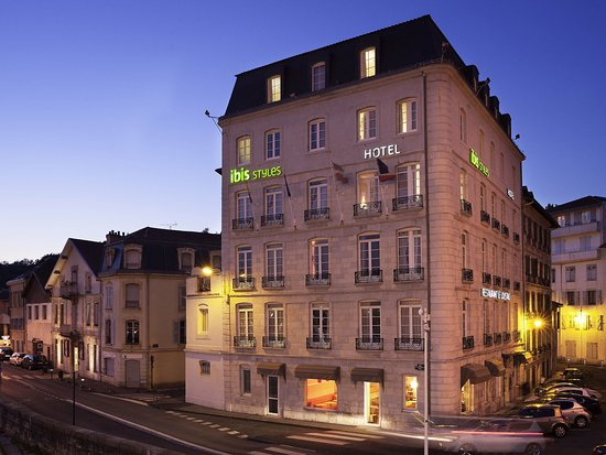 Ibis styles bayonne gare centre updated 2017 hotel for Forum bayonne