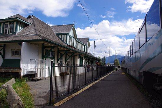 McBride Visitor Centre