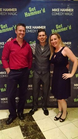 Mike Hammer - Comedy & Magic Show : received_10154521362786832_large.jpg