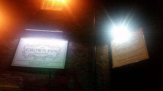 Marston Montgomery, UK: Signage