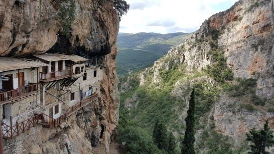 The Holy Monastery of the Philosopher Resmi