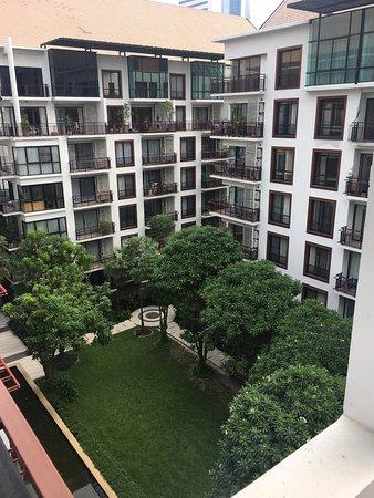 Amanta Ratchada Serviced Apartment Bangkok Hotel