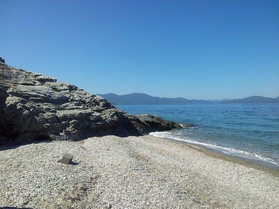 Argalasti, Yunani: Spiaggia di Kalamos (Magnisia)