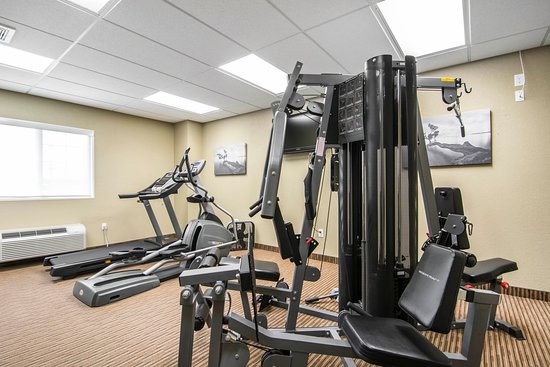Thompson, Canada: Fitness Center