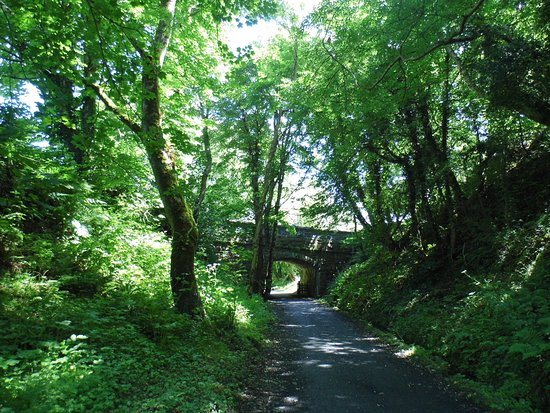 The Great Western Greenway: Lindas paisagens