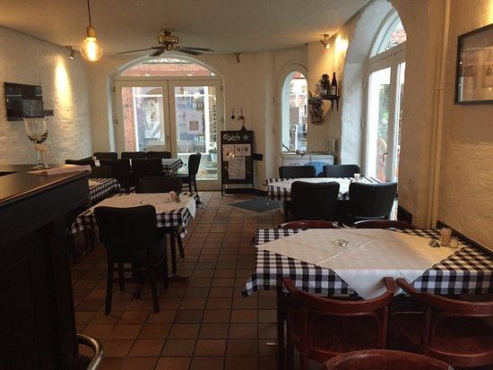 Marstal, Dinamarca: Et hyggeligt og lokalt spisested
