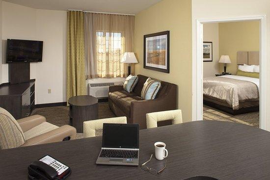 Fort Riley, แคนซัส: One-Bedroom Suite