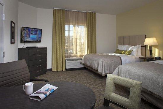 Fort Riley, แคนซัส: 2 Bed Studio