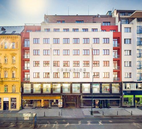 格蘭迪爾布拉格酒店