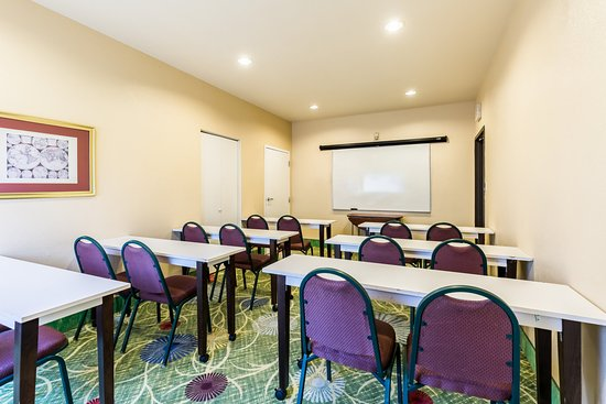 Comfort Suites Near the Woodlands: Meeting Room