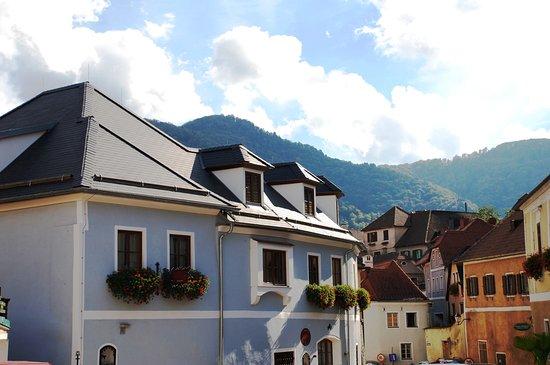 Weissenkirchen, Österreich: Wellnesshaus