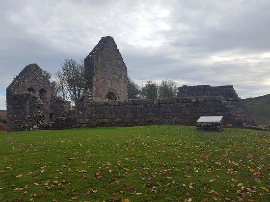 St Blane's Chapel: 20161102_133153_large.jpg