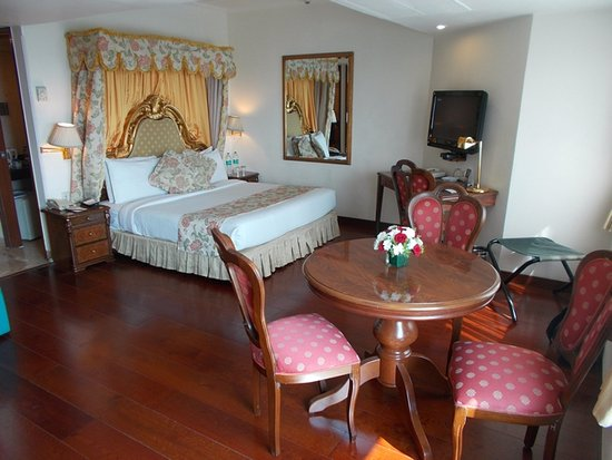 Hotel The Royal Plaza: la suite n°1621