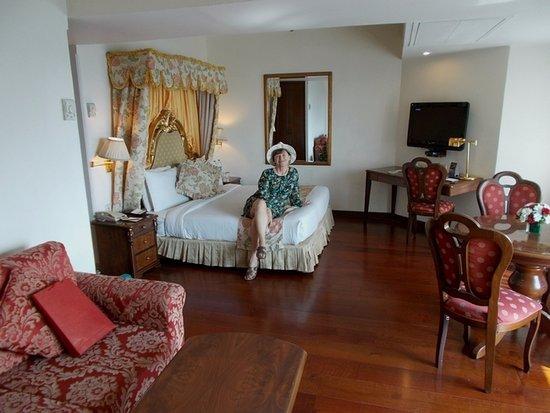 Hotel The Royal Plaza: le grand confort
