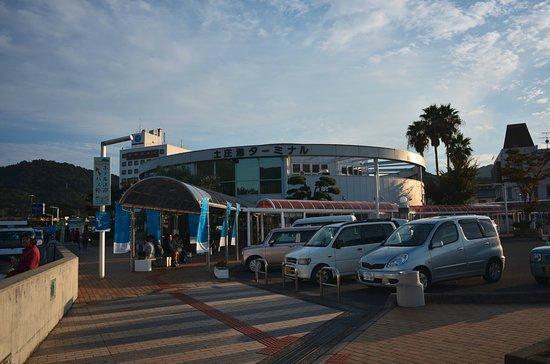 Tonosho Port