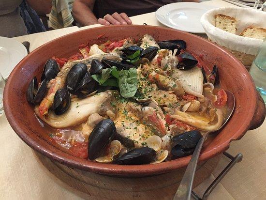 Sol E Mar : The fish soup