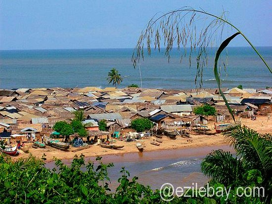 Busua, Гана: Welcome to Akwidaa!