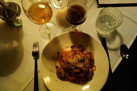Buckley's Restaurant and Bar: Chitarra Pasta