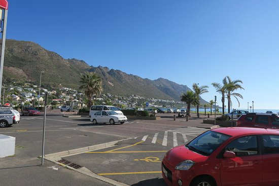 Gordon's Bay, Sudáfrica: P plads Old Cape Café