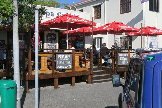 Gordon's Bay, Güney Afrika: Old Cape Café