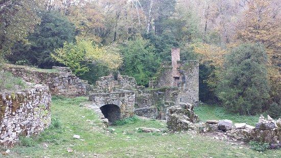 เกรแมต, ฝรั่งเศส: La boucle du Moulin du Saut - Le moulin du Tournefeuille