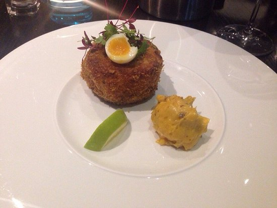 The Fish People Cafe: Spiced Indian Fish Cake