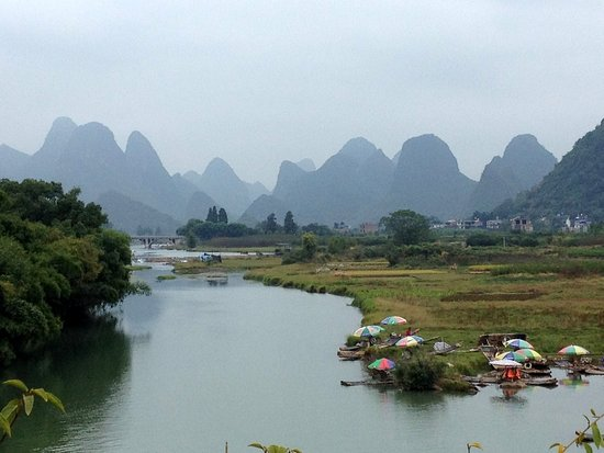 Yangshuo Mountain Retreat: Yulong River