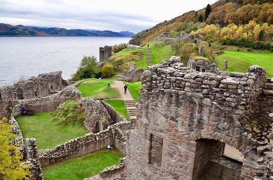 Urquhart Castle照片